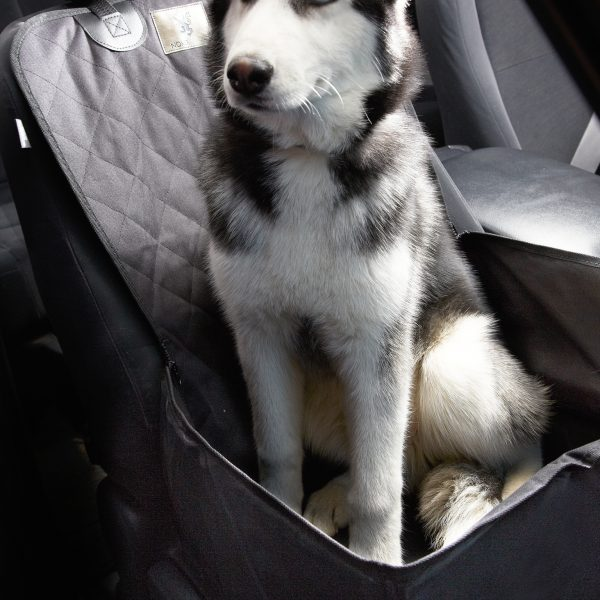 Dog Car Front Seat cover 4
